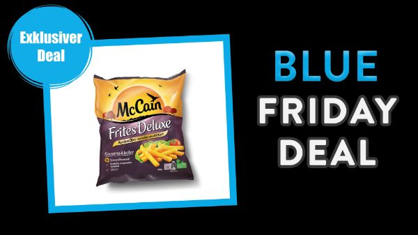 Blue Friday: McCain Pommes