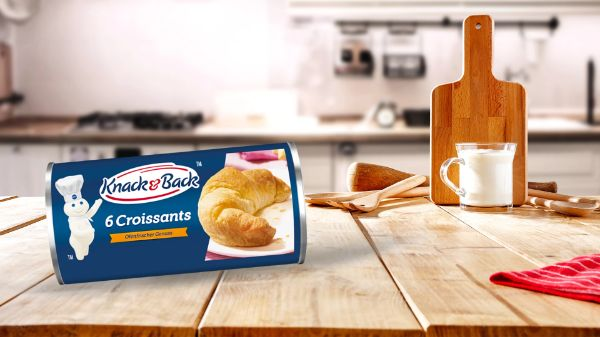 Knack und Back Croissants