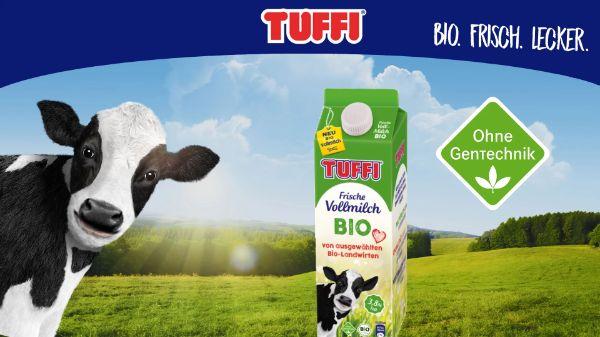 Tuffi Bio Vollmilch