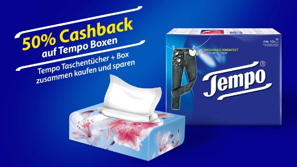 Tempo Box (Einlösebedingungen beachten!)