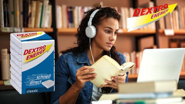Dextro Energy Traubenzucker