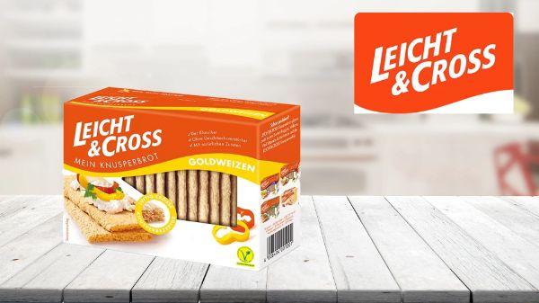 Leicht & Cross Knäckebrot