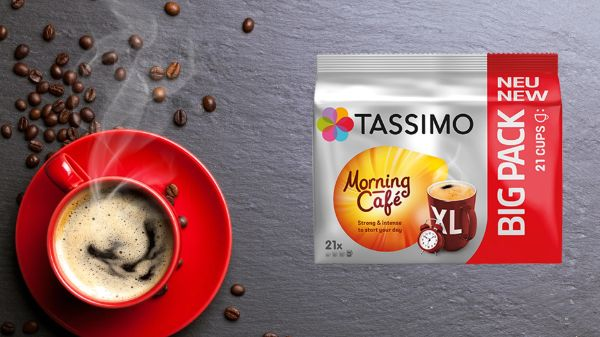Tassimo Kaffee-Kapseln