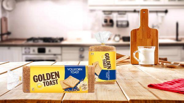 Golden Toast Vollkorn Toast