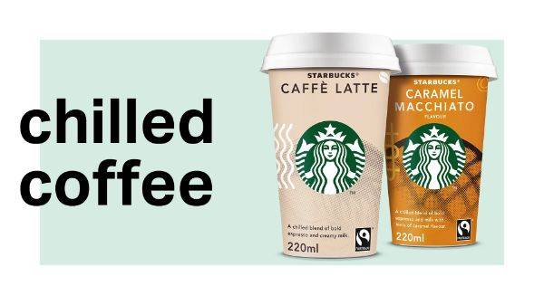 Starbucks® Chilled Classics