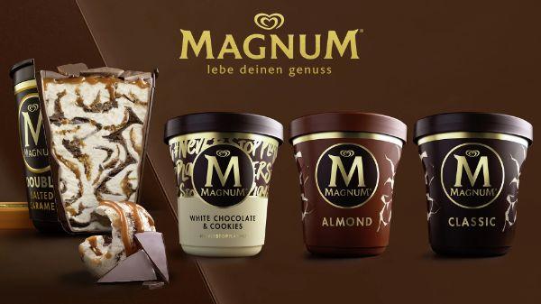 Magnum Becher: alle Varianten