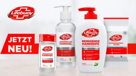 Lifebuoy Handhygiene Artikel