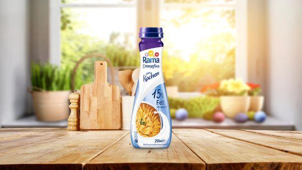 Rama Cremefine zum Kochen