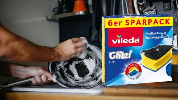 Vileda Spülschwamm