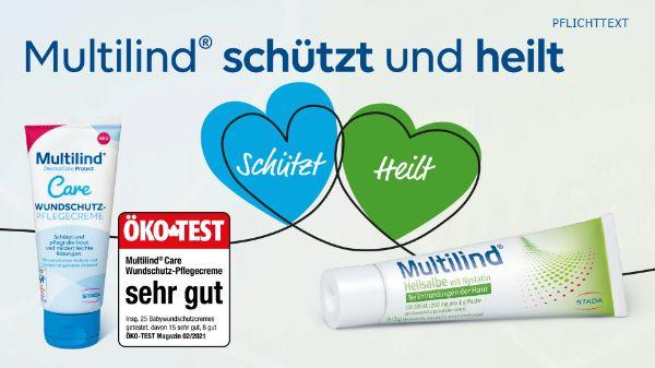 Multilind® DermaCare Protect & Multilind® Heilsalbe