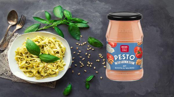 Rewe Beste Wahl Pesto