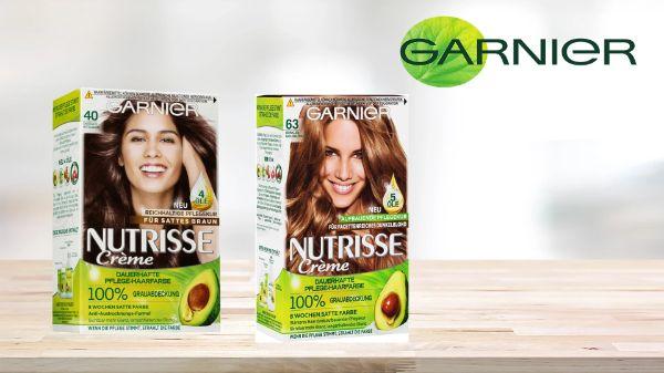 Garnier Haarfarbe