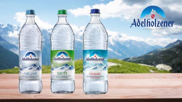 Adelholzener Wasser