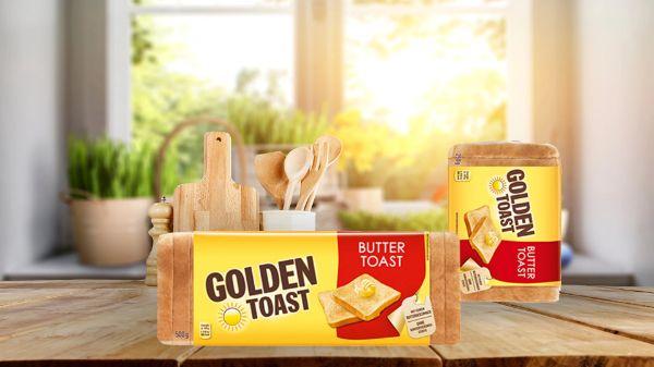Golden Toast