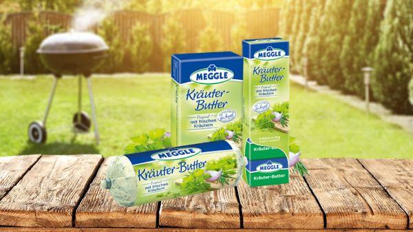 Meggle Kräuterbutter