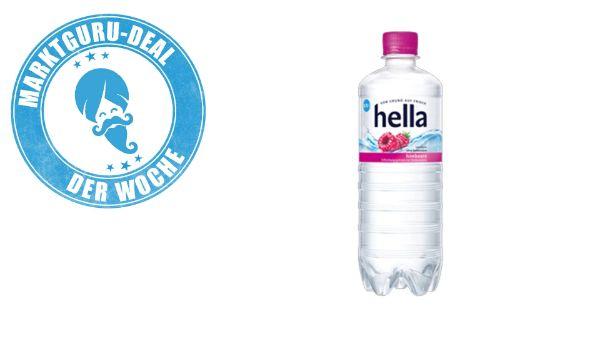 Hella Mineralwasser mit Geschmack