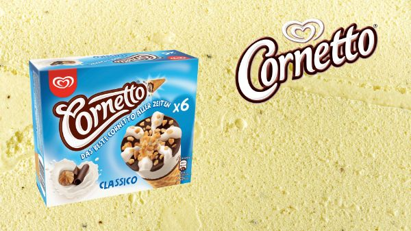Cornetto Eis