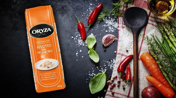 Oryza Risotto/Paella Reis
