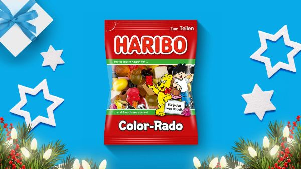 Türchen 5: Haribo Color-Rado