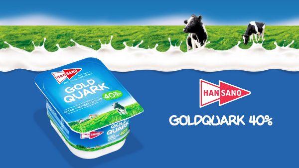 Hansano Goldquark