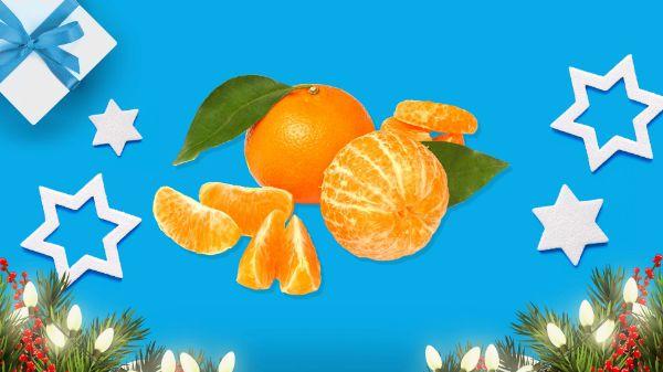 Türchen 8: Mandarinen
