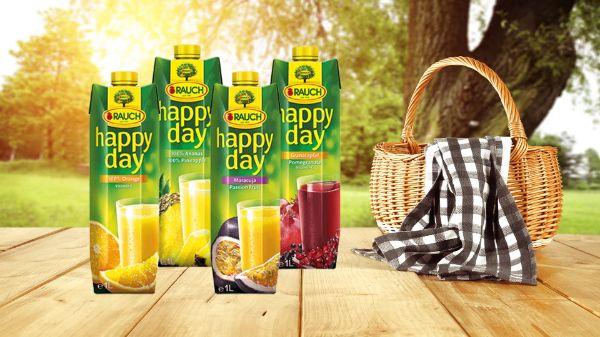 Happy Day Saft
