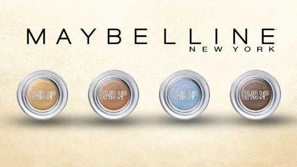 Maybelline Lidschatten Eyestudio Color