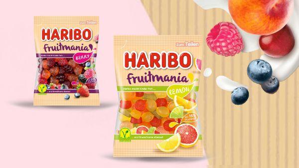 Haribo fruitmania