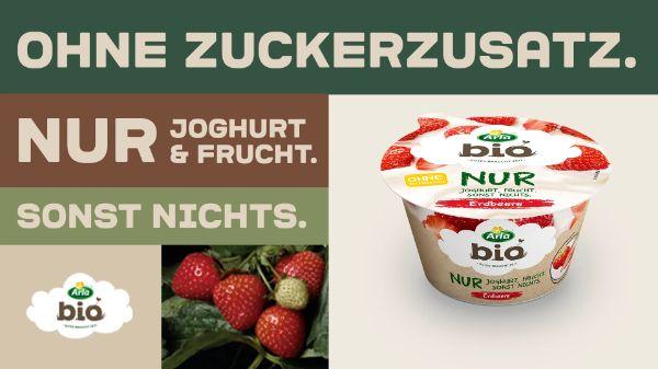 Arla® Bio 150g Fruchtjoghurt