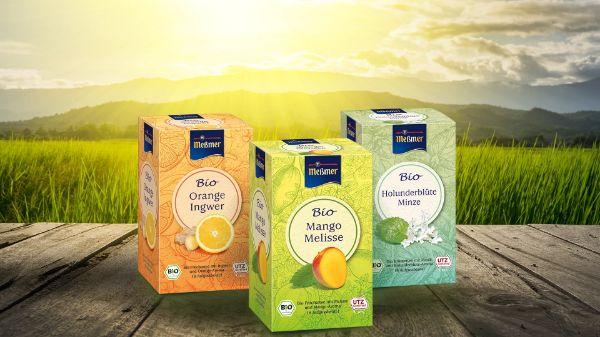 Meßmer Bio Tee