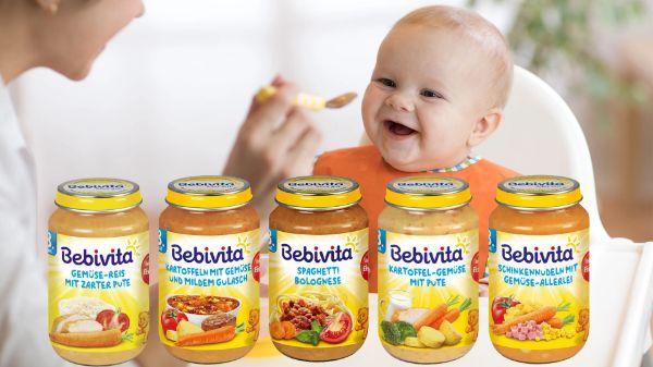 Bebivita Babynahrung