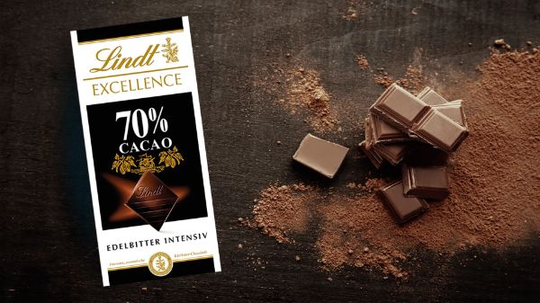 Lindt Excellence Schokolade