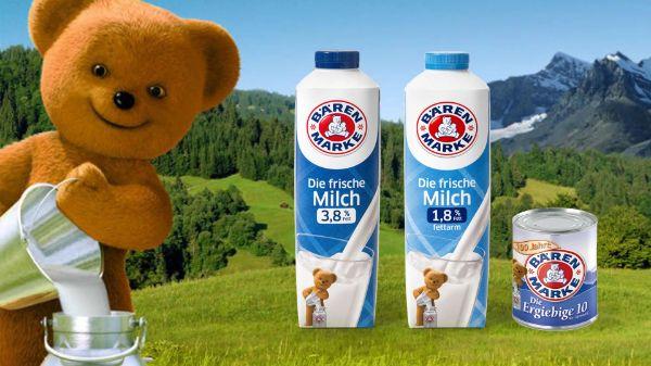 Bärenmarke Milch