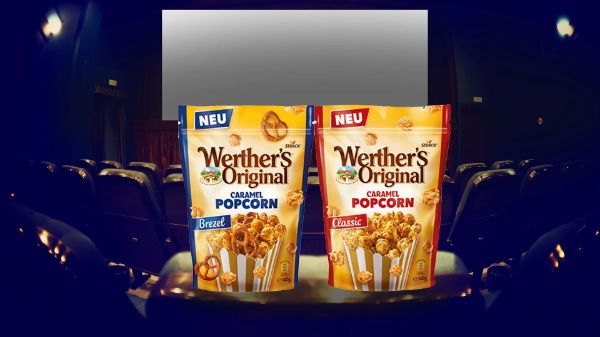 Werther's Echte Popcorn