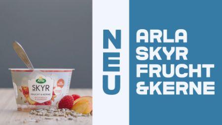 Arla® Skyr Frucht & Kerne