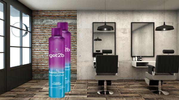got2b Haarspray