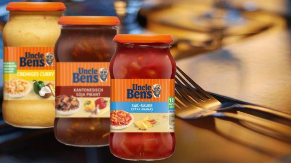 Uncle Ben's Saucen