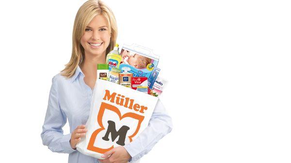 Cashback auf deinen Einkauf bei Müller Drogeriemarkt