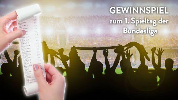 Gewinnspiel zum Start der Bundesliga