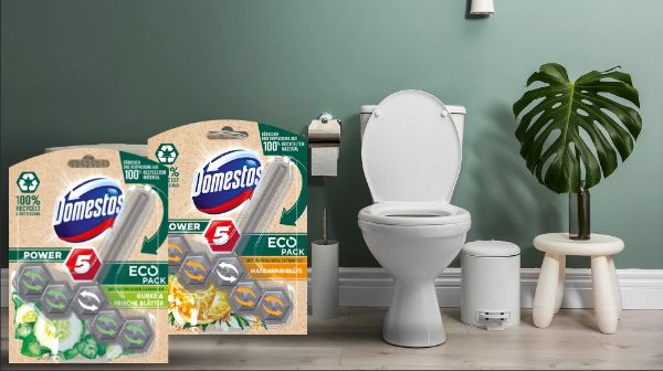 Domestos Eco Pack WC Stein