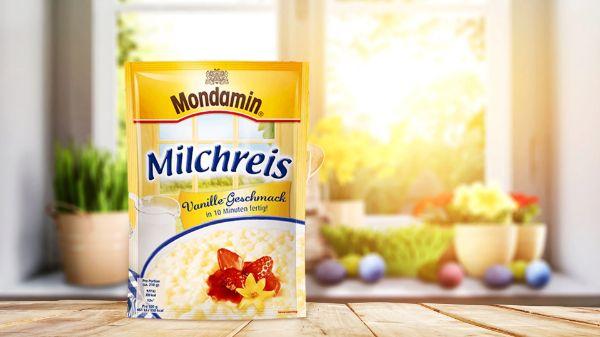 Mondamin Milchreis
