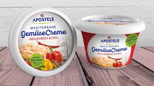 APOSTELS Gemüse-Creme & HirtenCreme