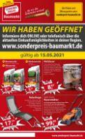 Sonderpreis-Baumarkt Prospekt