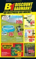 B1 Discount Baumarkt Prospekt