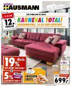 ᐅ Möbel Hausmann Aktuelles Prospekt Juli 2019 Marktgurude