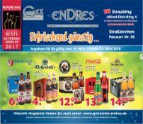 Getränke Endres Prospekt