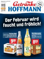 Getränke Hoffmann Prospekt