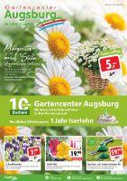 Gartencenter Augsburg Prospekt