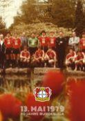 Bayer 04 Leverkusen Prospekt