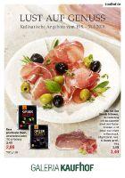 GALERIA Kaufhof Gourmet Prospekt